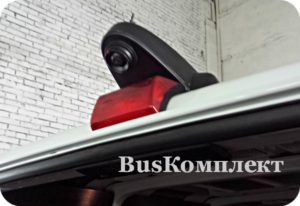камера заднего вида на фургон в Санкт-Петербурге