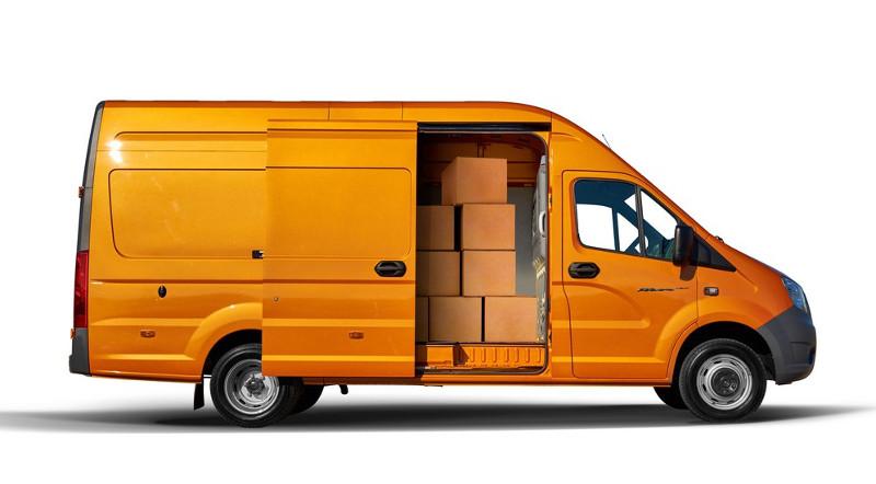 обшивка фургона Газели